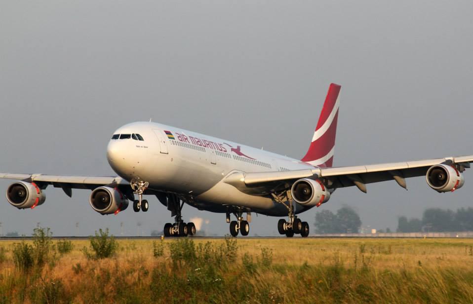 Air Mauritius Facebook
