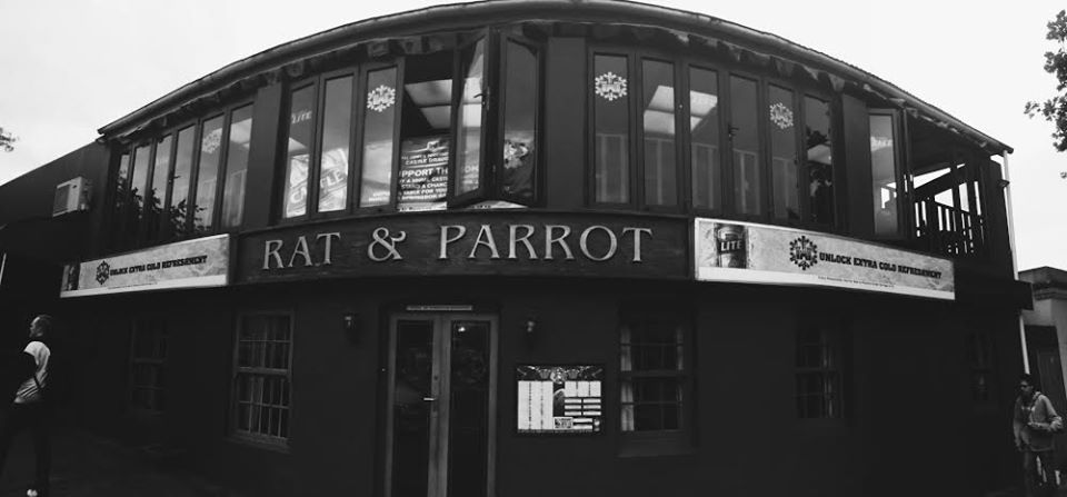 The Rat and Parrot via Facebook