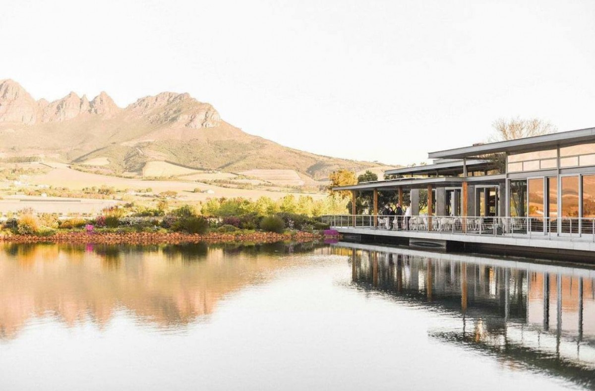 Top 10 Restaurants in the Cape Winelands