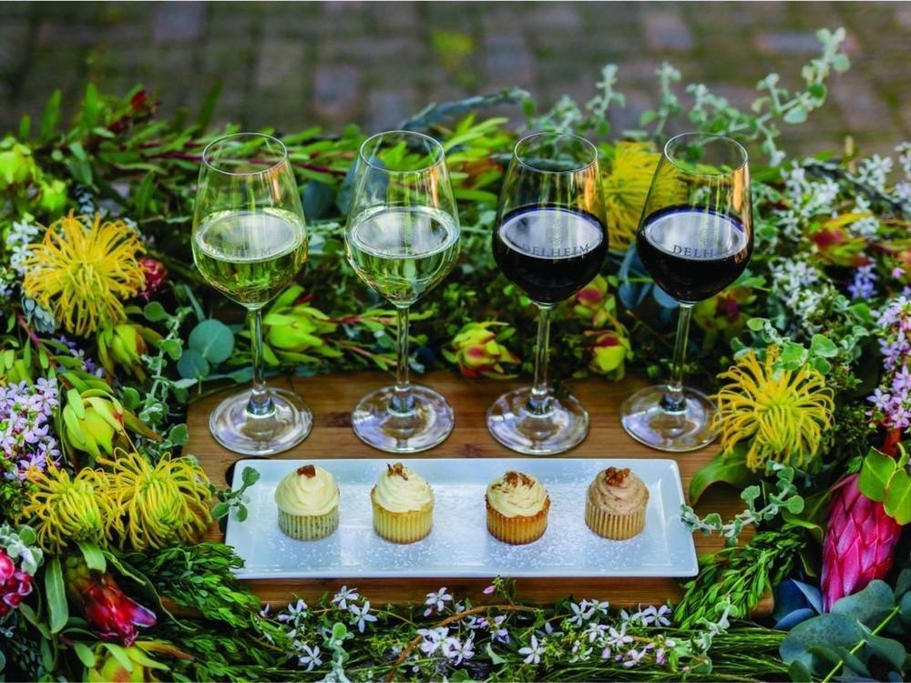 Delheim Wine Estate via Visit Winelands