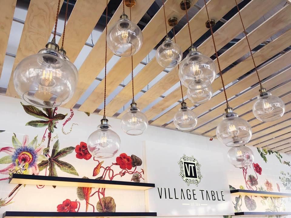 Village Table via Facebook
