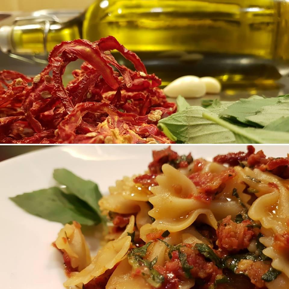 O's Pasta via www.facebook.com/ospasta