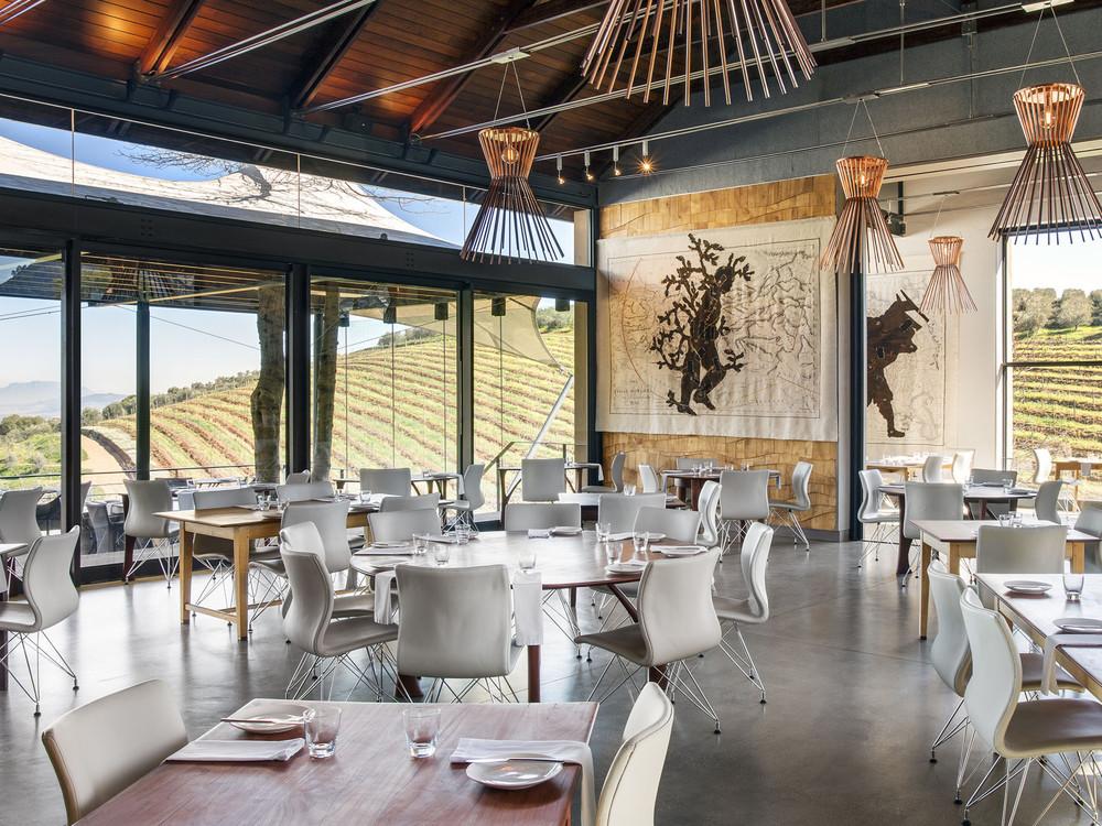 Tokara Restaurant via Visit Winelands
