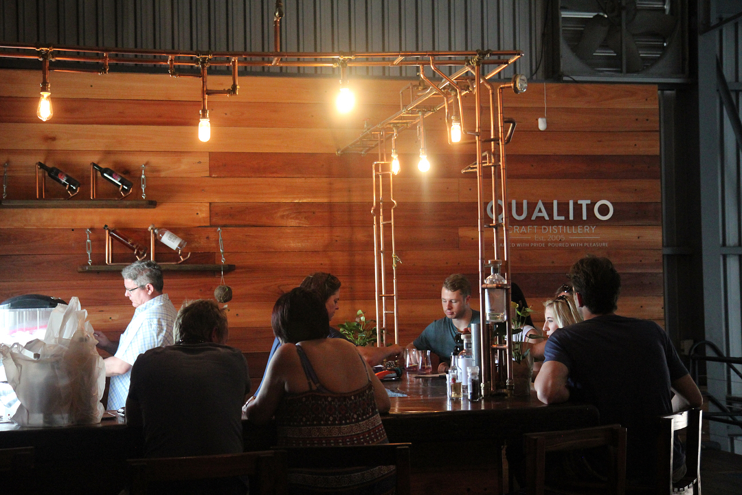Qualito Craft Distillery via Instagram