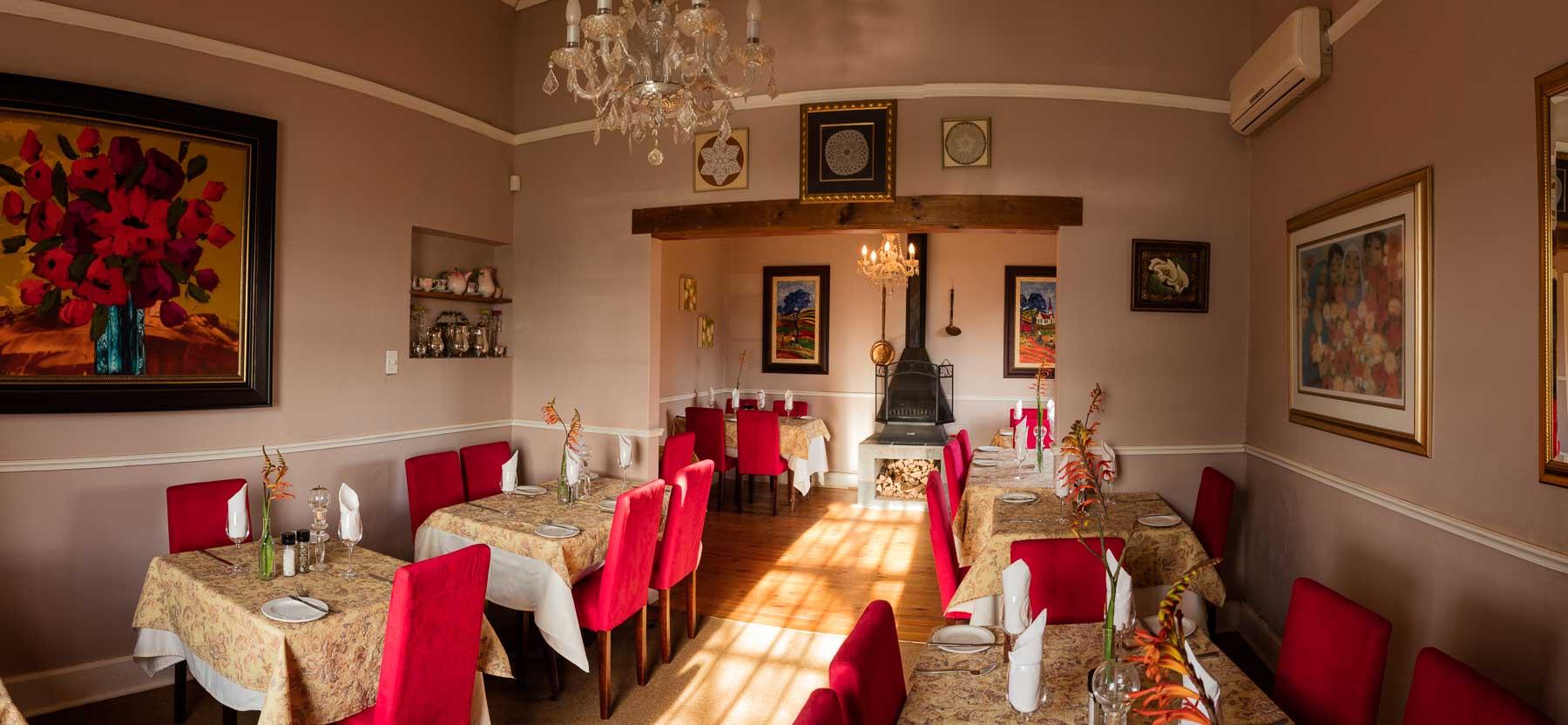 The Old Dalby Restaurant via Facebook