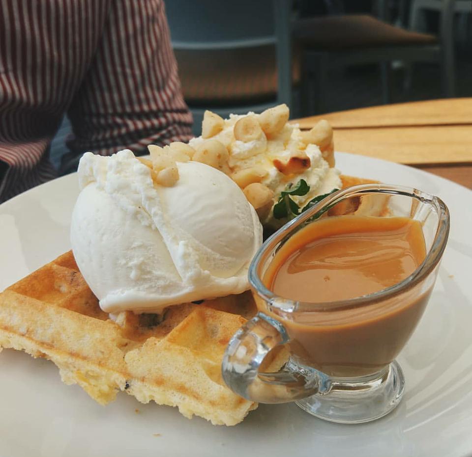 Tasty on My Table via The Waffle House Facebook