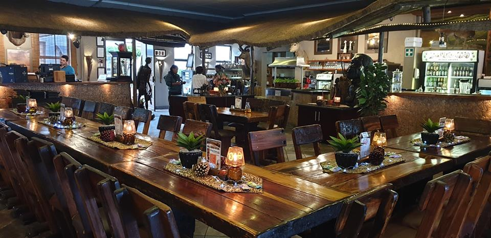 Bosveld Lapa Restaurant via Facebook