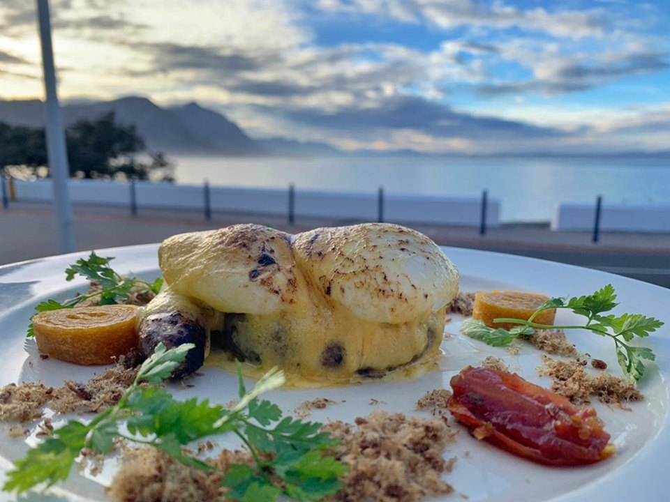 Best Restaurants with a Sea View in Hermanus