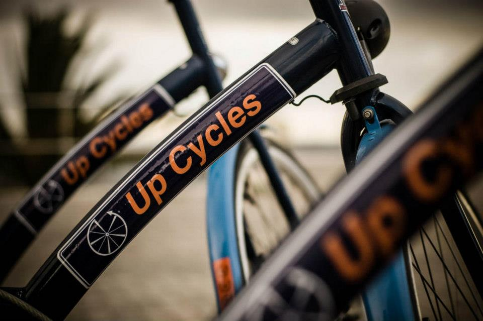 Up Cycles via Facebook