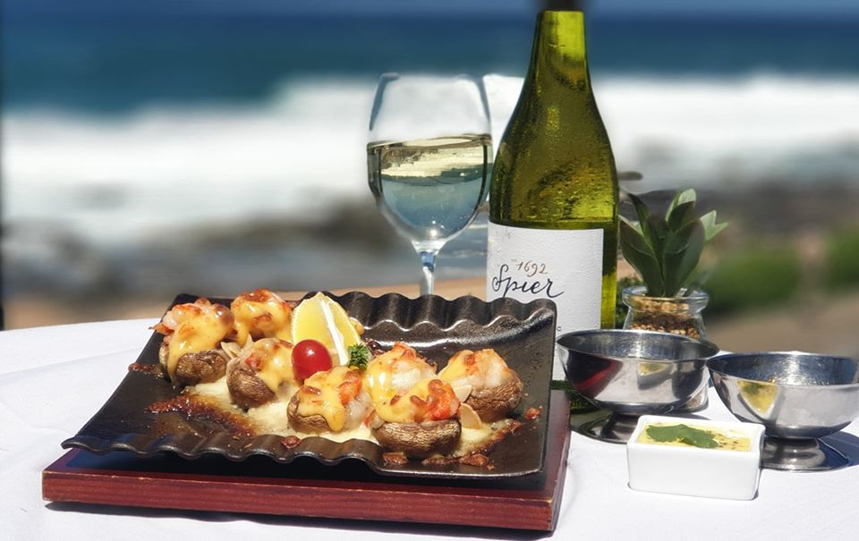 Top 10 Restaurants with Sea Views Near Ballito