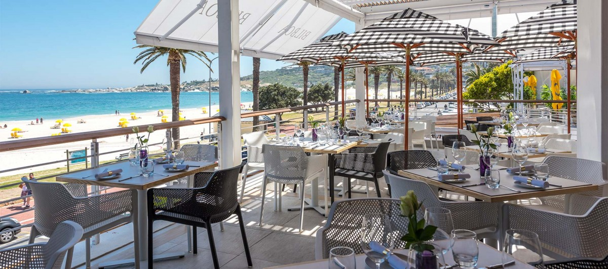 Top 10 Restaurants in Camps Bay
