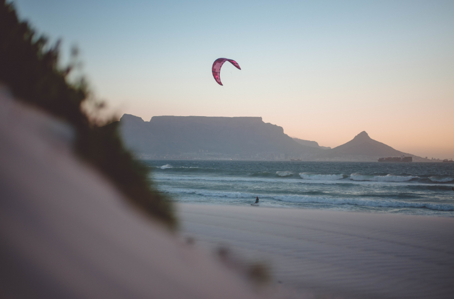 Top 10 Activities near Bloubergstrand