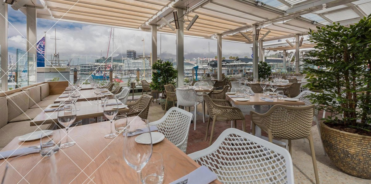 Top 10 Restaurants in the V&A Waterfront.