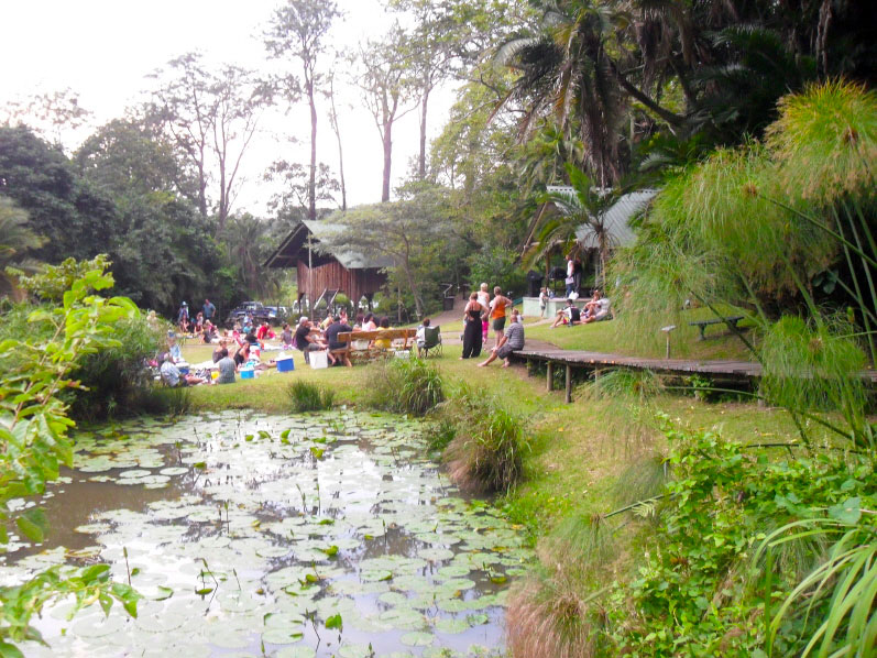 Bellevue Eco Park via Bellevue Guest Lodge & Eco Park