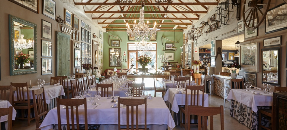 Top 10 Restaurants in Hout Bay