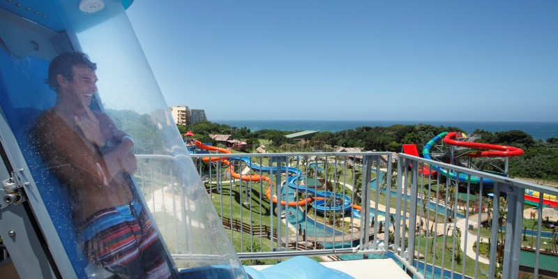 Wild Waves Water Park via Sun International