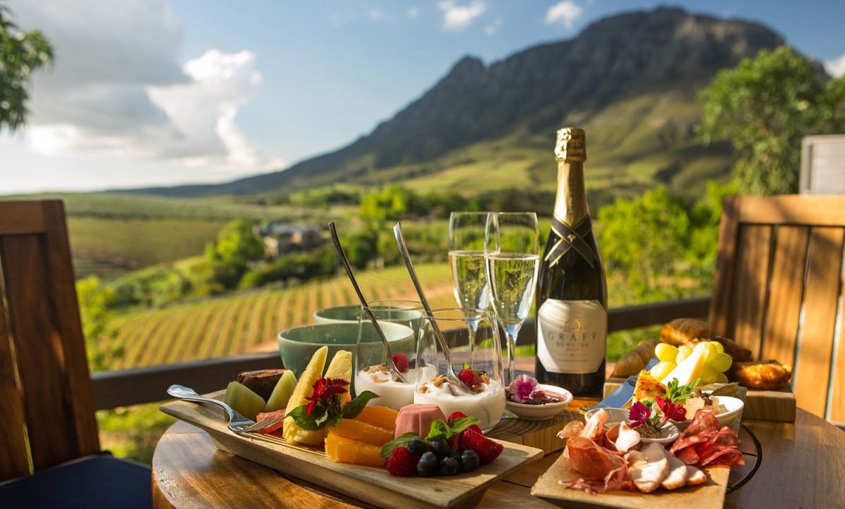 Top 20 Stellenbosch Restaurant 2017.