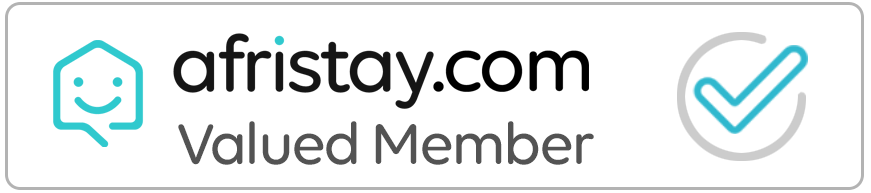 Valued Member of Afristay badge