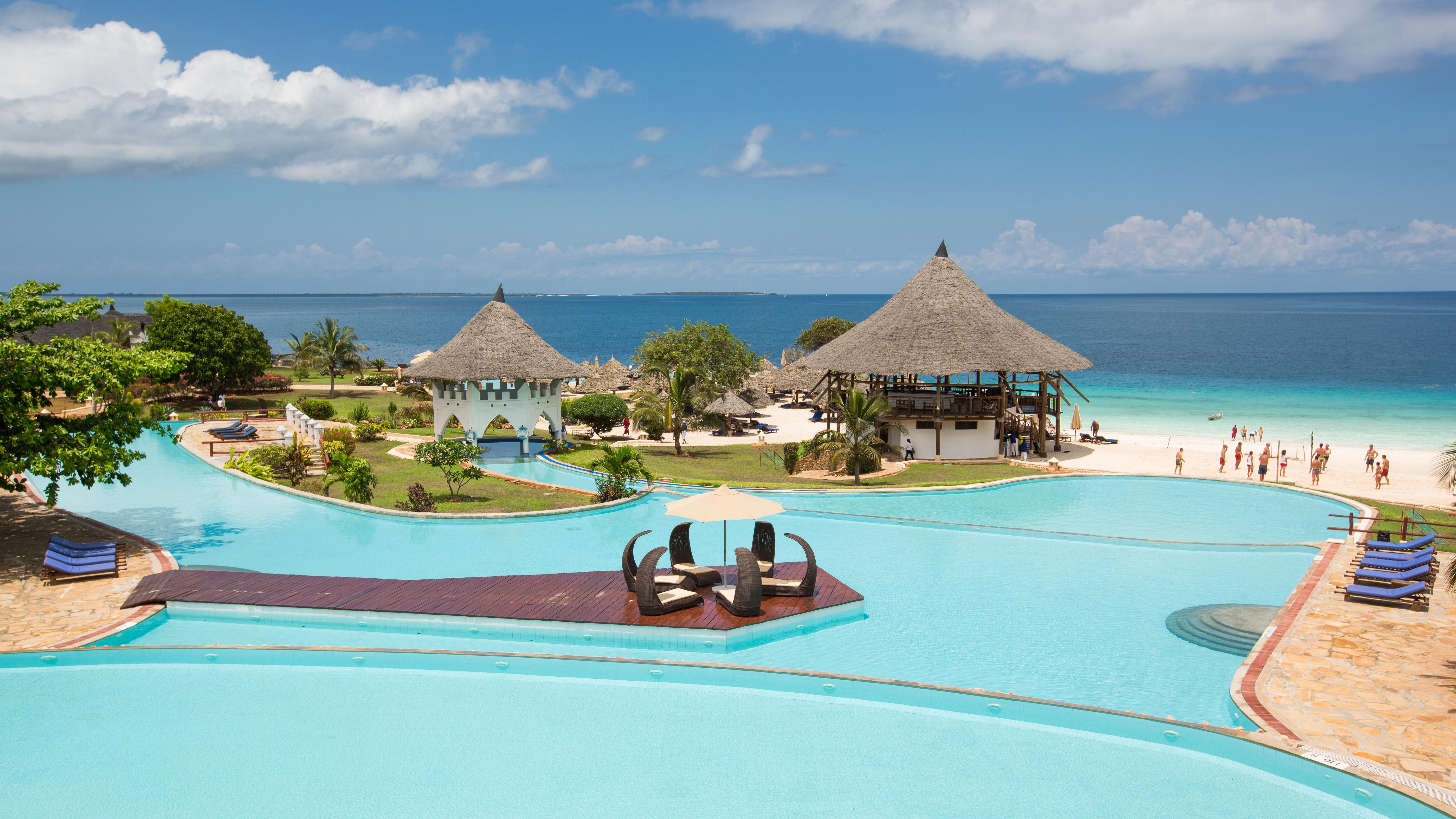 Royal zanzibar beach resort in zanzibar tanzania for Hotels zanzibar