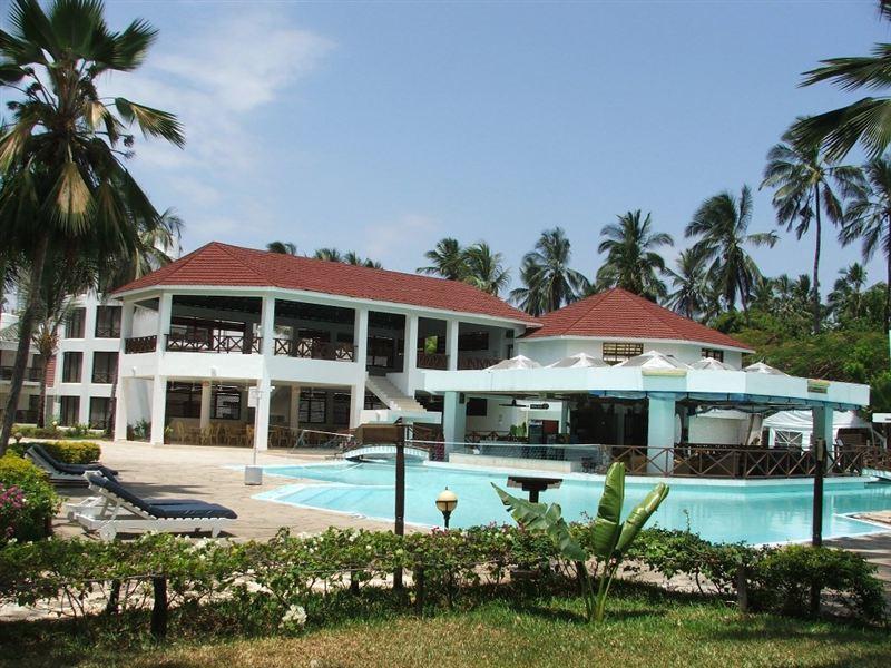 Northcoast Beach Hotel in Mombasa, Coast, Kenya.
