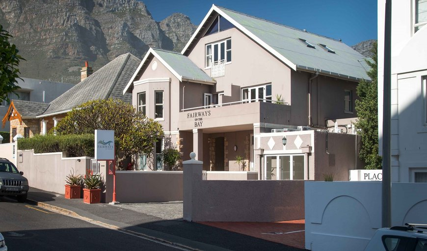 Main Building  in Camps Bay, Cape Town, Western Cape , South Africa