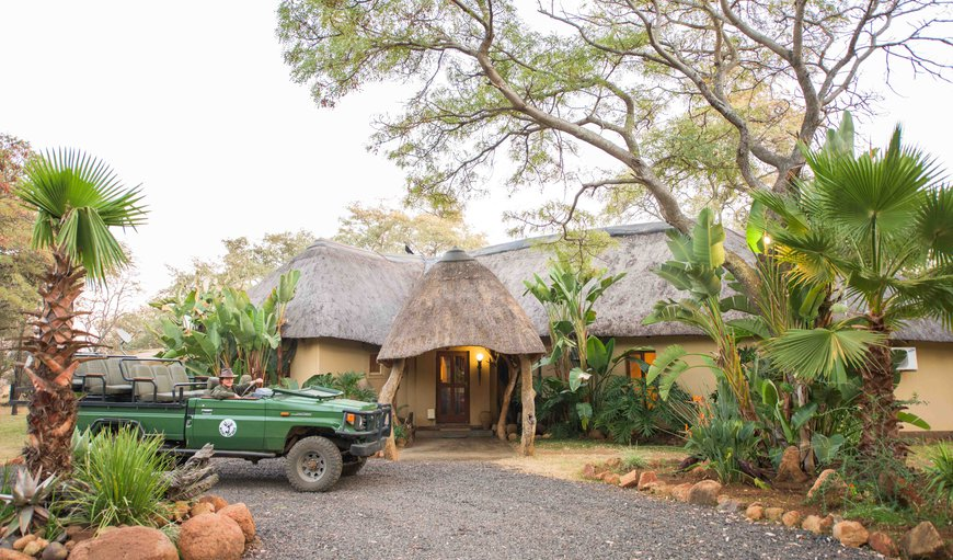 Mziki Safari Lodge in Brits, North West Province, South Africa