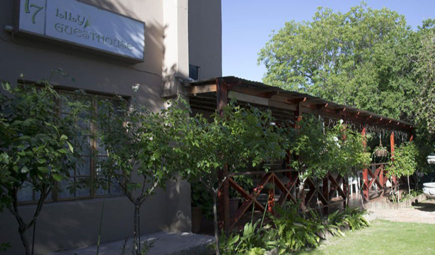Welcome to Lily Guest House in Bloemfontein, Free State Province, South Africa