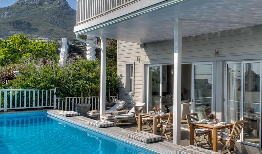 Seafive Boutique Hotel in Camps Bay, Cape Town, Western Cape , South Africa