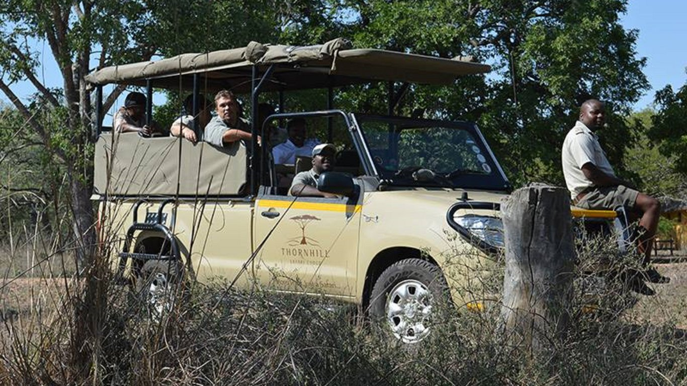 Thornhill Safari Lodge in Hoedspruit — Best Price Guaranteed