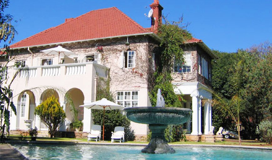 Villa Victoria Guest House in Benoni, Gauteng, South Africa