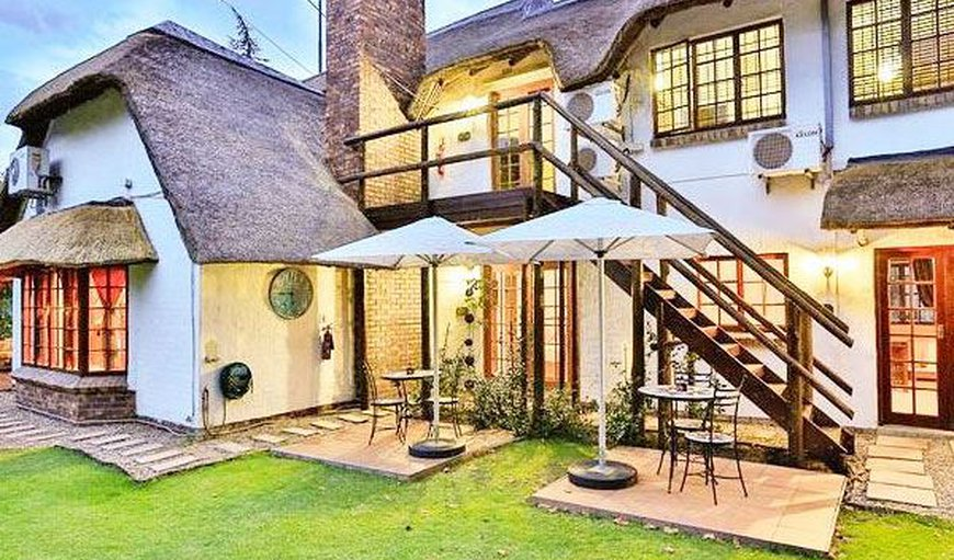 Villa D'or Guesthouse in Fourways, Johannesburg (Joburg), Gauteng, South Africa