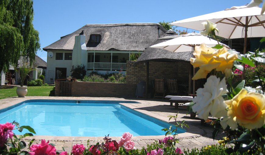 Acara Cottages in Stellenbosch, Western Cape , South Africa