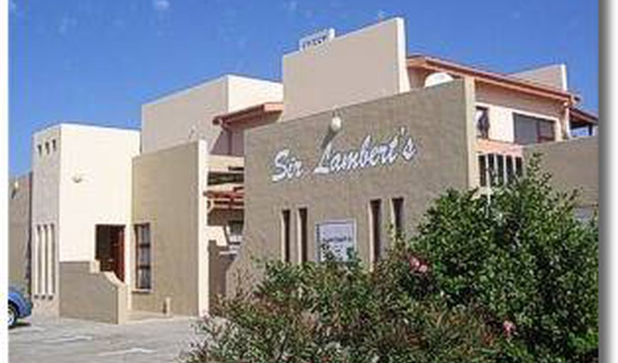 Sir Lamberts Guest House in Lambert's Bay, Western Cape , South Africa
