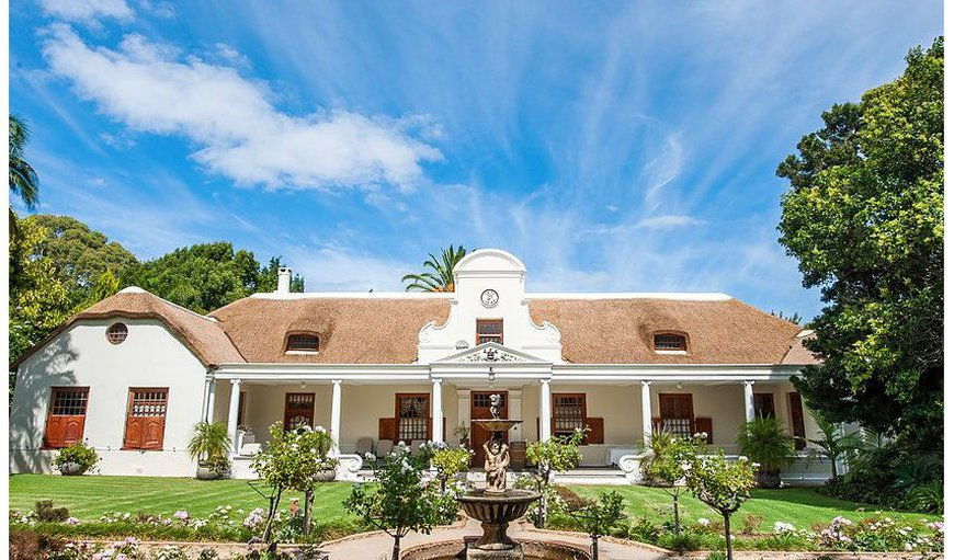 Welcome to the stunning Nuy Valley Guesthouse in Worcester, Western Cape, South Africa