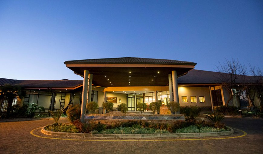 Kopanong Hotel and Conference Centre in Benoni, Gauteng, South Africa
