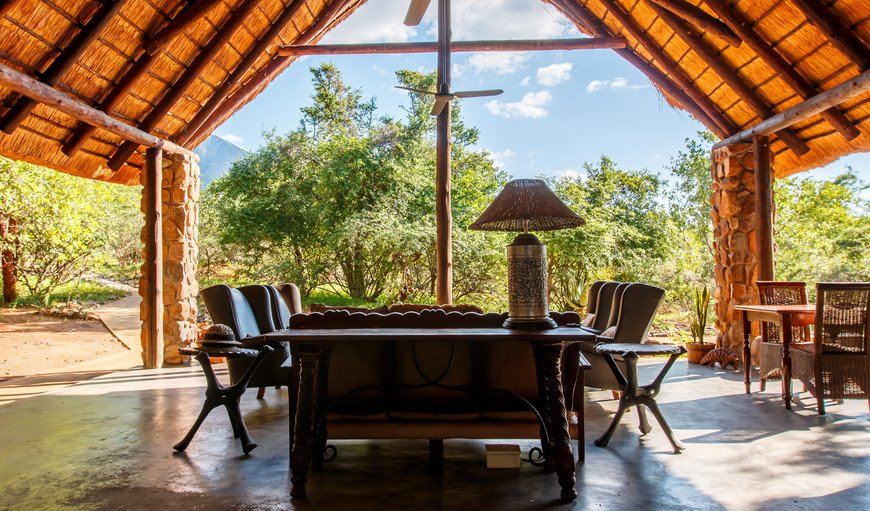 Shikwari Suites Veranda with amazing view. in Hoedspruit, Limpopo, South Africa