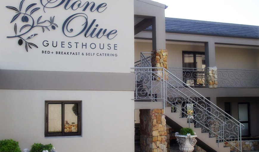 Welcome to Stone Olive Guesthouse in Jeffreys Bay, Eastern Cape, South Africa