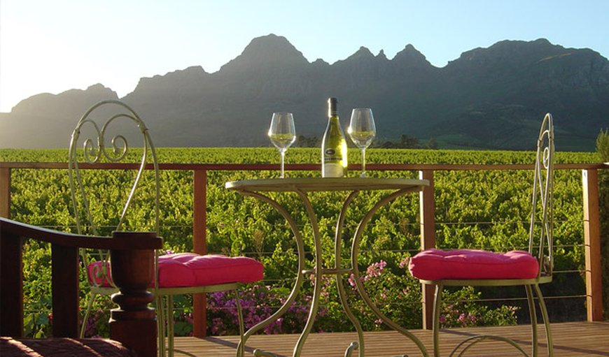 Vinehill Guest Cottage Apartments in Stellenbosch, Western Cape , South Africa