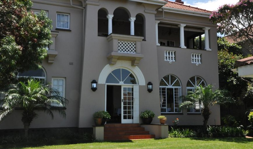 Welcome to Bali on the Ridge B&B in Glenwood, Durban, KwaZulu-Natal , South Africa