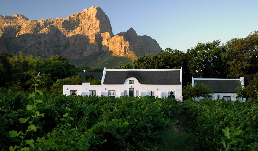 The Guest House in Franschhoek, Western Cape , South Africa