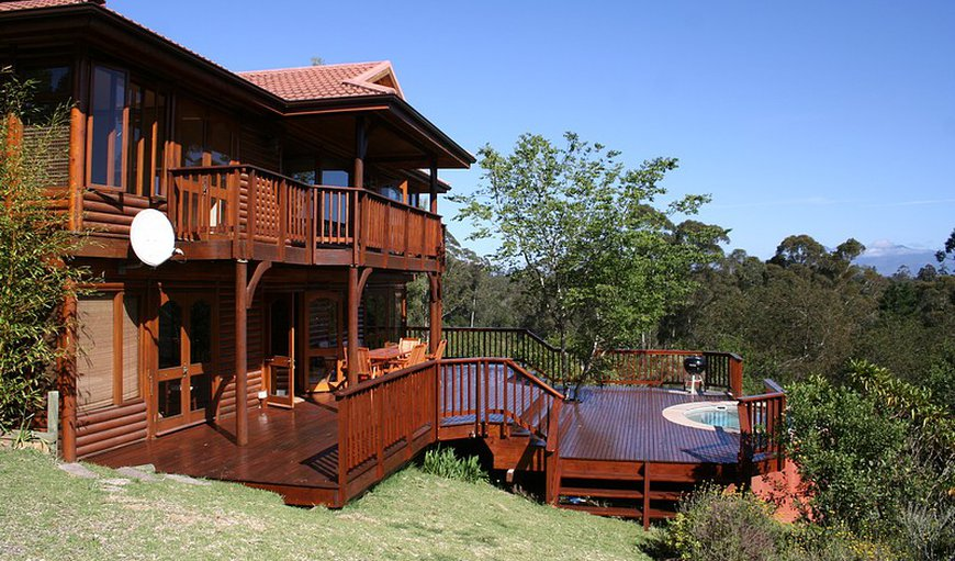 Cabin No. 16 in Phantom Pass, Knysna, Western Cape, South Africa