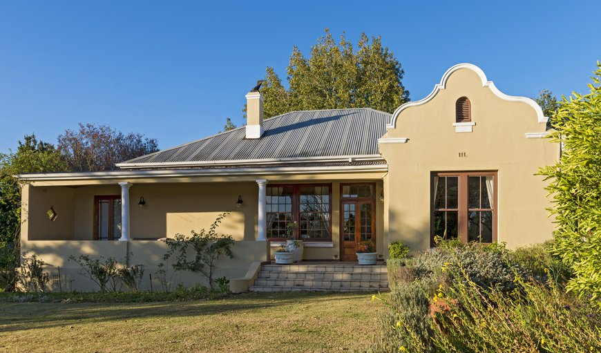 Klein Moerbei Luxury Self Catering Farmhouse in Stellenbosch, Western Cape , South Africa