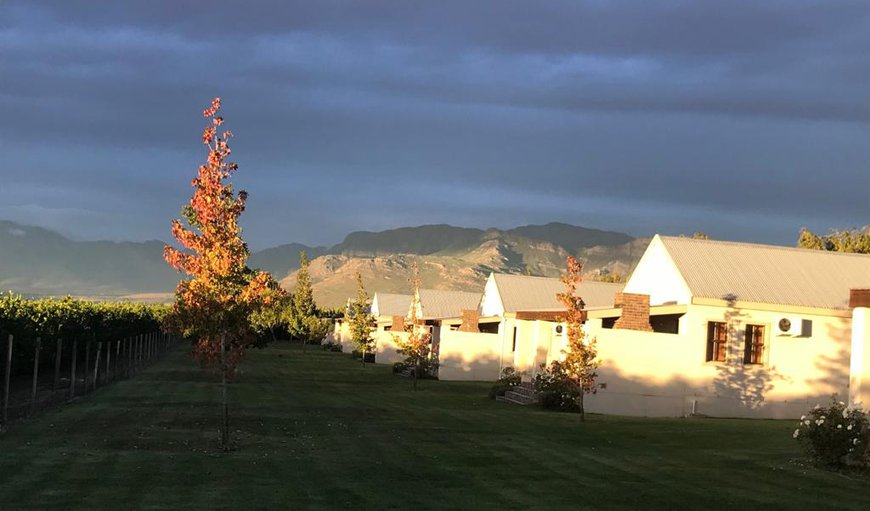 Paddabult Guest Cottages in Simondium, Paarl, Western Cape , South Africa