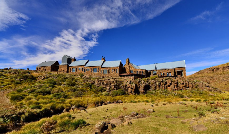 Tenahead Mountain Lodge in Aliwal North, Eastern Cape, South Africa