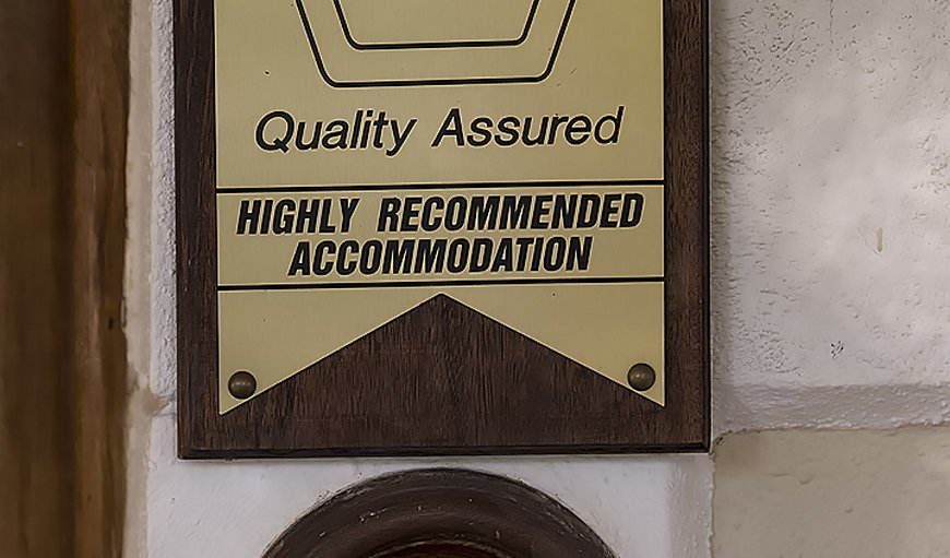 AA Approved accommodation