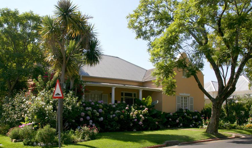 Just Joey Guest House in Stellenbosch, Western Cape , South Africa