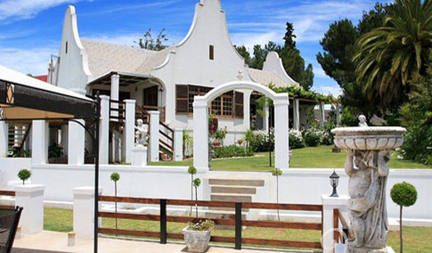 Terra Bianca Bed and Breakfast in Oudtshoorn, Western Cape, South Africa