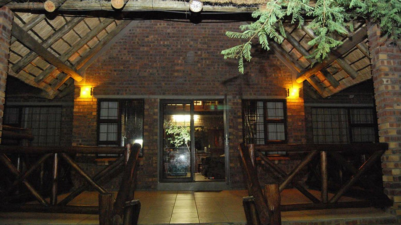 Ex Deo Erdvark Self Catering Cottage in Marloth Park — Best