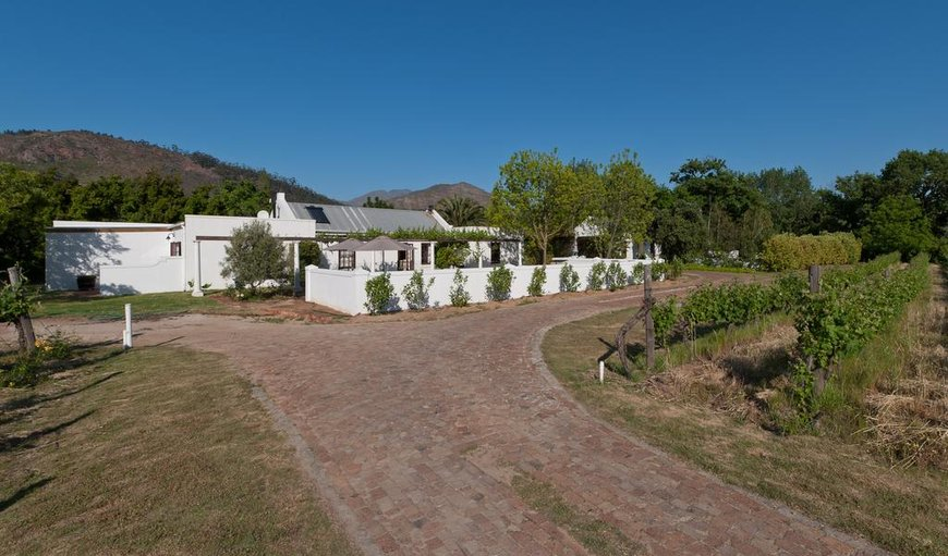 Welcome to La Galiniere Guest Cottages in Franschhoek, Western Cape, South Africa