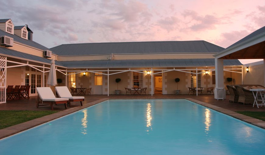 Welcome to Klipheuwel Country House in Oudtshoorn, Western Cape , South Africa